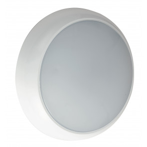 LED-ETERNA-120 - Plafoniera led tonda bianca