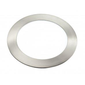 INC-SLIM / 18W NIK - Spot LED encastrable en nickel de forme simple 18 watts 4000 kelvin