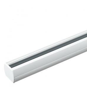Rail blanc pour spot led 1 m