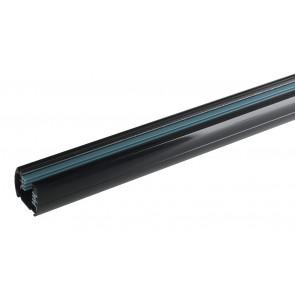 LED-TRACK-1M BLACK - Rail noir pour spot led 1 m