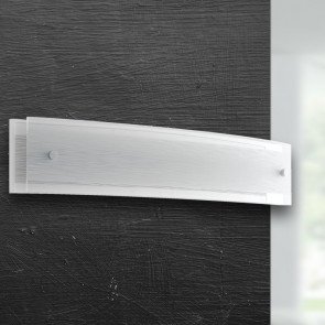 I-JOYCE / AP30X9 - Lignes de décoration en verre à appliques rectangulaires Applique murale 10 watts lumière naturelle