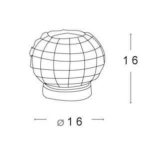 I-CONCERT / LM - Élégante lampe de...