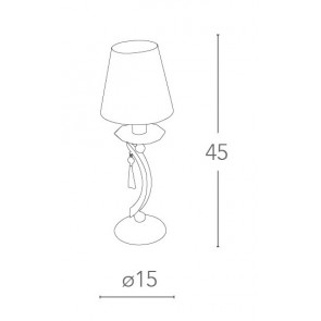 I-ORCHESTRA / L1 - Lampe de table K9...