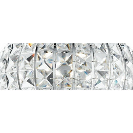 Structure métallique avec décoration en cristal K9 FanEurope