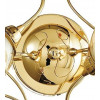Struttura in Metallo Oro Plafoniera Ely