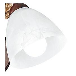 Diffuseur en verre blanc Poetry Line Fan europe