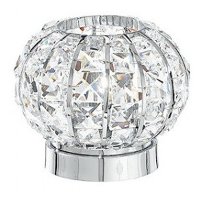 Lampe en métal avec lampe K9 Crystals Concert Fan Europe