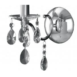 Applique en métal Boeme avec pendentifs Cistalli K9