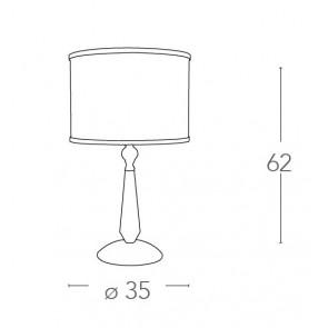 I-BOEME/LG1 - Lampada da tavolo...