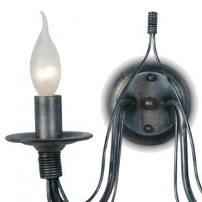 Applique Fili di Metallo Lampada da...