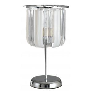 I-FRANKLYN-L - Abat jour Bandes Métalliques Acryliques Lampe Moderne Intérieur E27