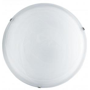 32/28201 - Plafonnier Rond Verre Dégradé Blanc Intérieur Classique E27
