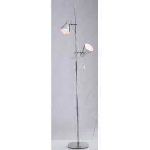 I-LEMONDE-PT - Piantana Metallo Paralumi Orientabili Lampada Da Terra Moderna E27