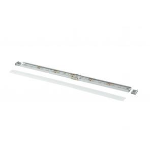 I-PROFILO-MILANO-2 - Profilo 2 m per Strip Led con Tappi 1,52x0,6 cm