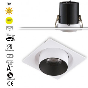 Lampe encastrable orientable OUTSIDER...