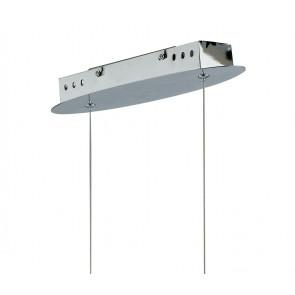 Plafonnier à suspension rectangulaire...