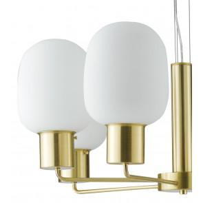 Plafonnier design Fellini en métal...