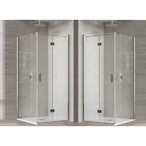 Cabine de douche Herea avec porte...