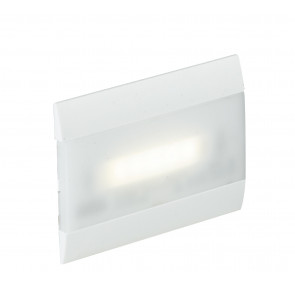 LED-HELP-503 Lampada di emergenza ad incasso HELP batteria Ni Cd cassetta di derivazione 503