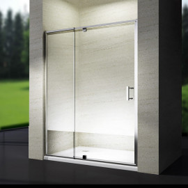 Porta Doccia Battente doccia 68 80 78 90 88 100 trasparente h 195 6mm
