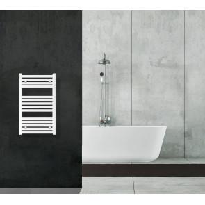 Sèche-serviettes blanc radiateur...