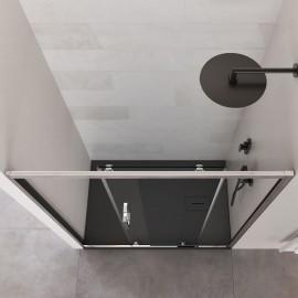 Paroi de Douche H195 cm Porte
