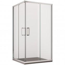 Box doccia opaco 2 lati 6mm