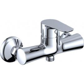 Mélangeur de douche de salle de bains moderne