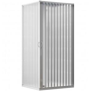 Cabine de douche en PVC